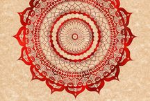 *~Mandalas~* / *~A Mandala is a Sacred Space often a Circle which reveals Inner Truth about you and the World around you~*