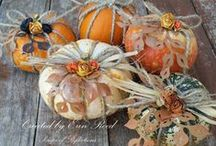 CCB Thanksgiving, Autumn, Harvest / Thanksgiving, Autumn (Fall), and harvest themed ideas for cards, journals, scrapbook layouts, entertaining, home decor, and more from the Canvas Corp Brands Creative Crew. 7gypsies, Tattered Angels, Canvas Corp