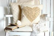CCB Pillows / Sewn, no-sew, painted, or plain, pillows are a little bundle of huge impact for your home decor. Enjoy these decorative pillow ideas from the Canvas Corp Brands Creative Crew. Canvas Corp, 7gypsies, Tattered Angels