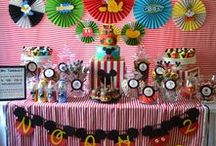 Girls Birthday Party / Here are some themes that will work great for a little girl's birthday party.