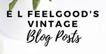 E L Feelgood's Blog Posts / The latest blog posts from my blog, E L Feelgood's Vintage - a lifestyle blog with a vintage twist. You'll find advice, inspiration and content on life, vintage, parenting, home decor and more.