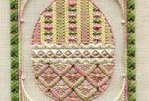 Stitching Easter