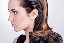 Wet Look - Slicked Hair - Super shiny nat haar: wetlook