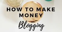 How to Make Money Blogging / Would you like to make money from your blog?  This board is for you.  how to make money blogging  | make money from home | make money online | make money blogging fast | make money blogging for beginners | passive income ideas | affiliate marketing tips