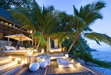 OUTDOOR SPACES / by Tena Spence