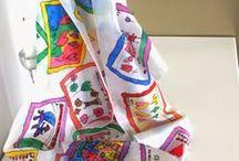 Encargos pañuelos / silk scarves / pañuelos de seda pintados a mano silk scarves hand painted
