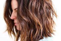 Hairstyle Inspiration / Igrajte se svojom kosom... Talasi, lokne, punđe, repovi, pletenice...