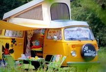 VW~The Ultimate Bug and Bus dream / Bucket List ~ to own one of each ~  / by Gina Quinn