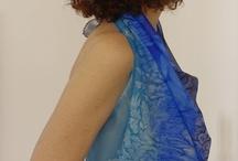 diy silk scarves handpainted