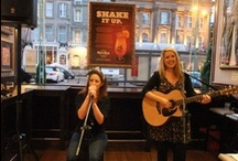 HRC Edinburgh Live Music / Live music in our cafe!