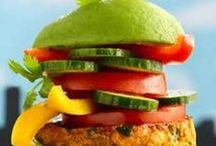 Eat Some Veggie Burgers!