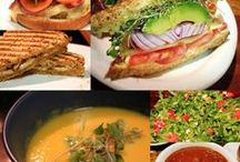 Healthy Lunches & Light Meals