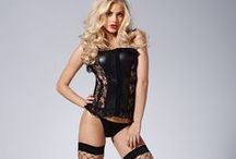ToT Kiss Me Lingerie  / Lingerie boosts your confidence. When you feel beautiful, you look beautiful! And looking beautiful starts with wearing lingerie.