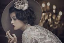 1920s FASHION - GREAT GATSBY STYLE