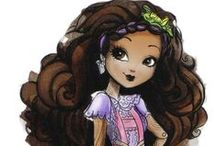 Ever After High / Monster High