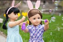 Spring to It / Our favorite spring & doll themed posts!