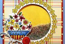 Shaker cards / by Anne-Marie Steyn