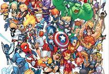 Superheroes :-D