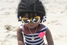 Fun in the Sun / Our favorite summer & doll themed posts!