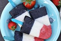 4th of July Healthy Holiday / Good food, good times