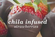 Chila 'Orchata Dessert Recipes