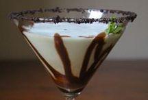 Chila 'Orchata Martini Recipes