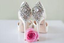 ♥ Chaussures de mariée ♥ / Vous avez trouvé bague à votre doigt ? Touvez maintenant chaussure à votre pied !