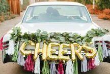 ♥ Just Married - La voiture des mariés♥ / Qui conduit ?