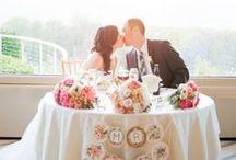 ♥ Sweetheart table ♥ / Seulement vous deux à table...