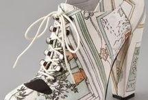 Paper shoes / by Anne-Marie Steyn