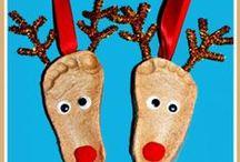 Knutselen Kerst/winter