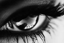 Black and White and Beautiful All Over / Lovely photography