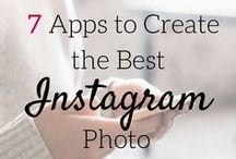 Instagram Tips / A board with everything you need to know about Instagram.