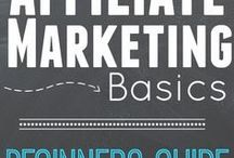 Marketing Tips / A board with all the marketing tips you need. In case you need them.
