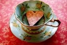 Tea Time / by HB-LENRUHA Zsóka Vasvári