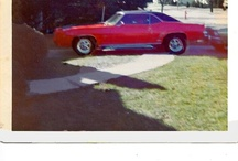 I Own One Back 1960 & 1970 & Friends Cars /  I have been a Motor Head at the age of Two, Own so many Classic Car's from Street Rod's to Muscle Car's with my Brother, from Brand New to a couple years old, Remember How they ran, from the Factory, Own alway's GM'S  & MOPARS  except some street rods were fords          ( Pictures of My Friends Cars that I Run with ) / by Nick Chicone