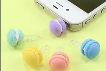 Kawaii Mobile / Cute & sweet cases and accessories for mobile phones and tablet devices.