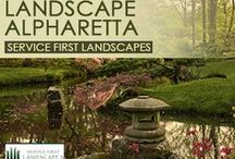General Landscaping / http://www.servicefirstlandscapes.com/ / by Service First Landscapes