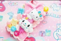 Kawaii Craft & Decoden / Cute and sweet DIY accessories and decoden tips for all Kawaii lovers!