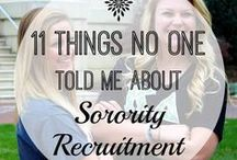 PHC Recruitment / Check out this board for ideas on what to wear. Round One: Meet the Chapters at Iowa! Plan to wear comfortable bottoms to go with your Go Greek t-shirt! Round Two: Welcome Back! Wear something that is comfortable, but a little less casual. Round Three: Philanthropy Day! This round is a step up. Most women are wearing dresses or a nice skirt and top. Round Four: Preference Night! Formal event, and cocktail attire is recommended.  2016 PHC Recruitment is August 25-28 and September 2-4.