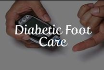 Diabetic Foot Care / Parker Foot & Ankle is dedicated to caring for your feet and the complications that come with diabetes. Dr. Parker specializes in nerve problems and neuropathy in the lower limbs associated with this ailment. Visit our website for more info!