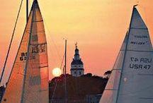 Sailing, Sailing, Sailing!