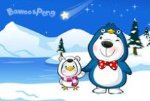 Penguin & Bear