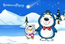 Penguin & Bear