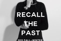 DIPLOMATIQUE 2013 F/W Accessory  / 2013 Fall/Winter DIPLOMATIQUE 'RECALL THE PAST' Accessory, Jewelry, Necklace, Bracelet, Ring