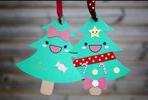 Kawaii X-mas / Kawaii Christmas decorations, foods and ideas!