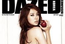 Actrices Coréennes