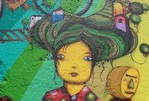 ARTE CALLEJERO - STREET ART