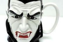 TAZAS - CUPS & MUGS, TETERAS - TEAPOTS / (y no me gusta el tè...)