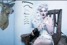 Royalty / The drag mamas and daughters who keep an amateur makeup artist like myself aspiring.